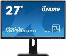 IIYAMA 27 XB2783HSU-B1DP AMVA+ 4ms FHD PIVOT DisplayPort