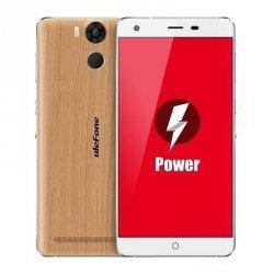 Smartfon Ulefone Power 16GB LTE FHD 5.5 (drewno) POLSKA DYSTRYBUCJA