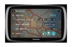 TomTom Trucker 6000 6 Europa (dożywotnia aktualizacja)