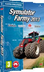 Symulator Farmy 2013 - Klasyka Symulatorów Farming Simulator PC BOX