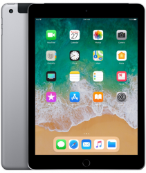 Apple iPad 6-gen 9,7 32GB LTE + Wi-Fi Space Gray