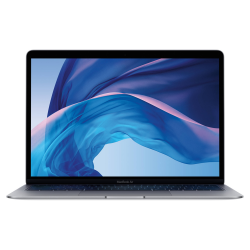 MacBook Air Retina True Tone z Touch ID i5 1.6GHz / 8GB / 256GB SSD / UHD Graphics 617 / macOS / Space Gray (2019)