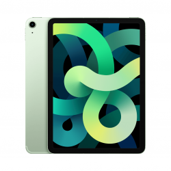 Apple iPad Air 4-generacji 10,9 cala / 64GB / Wi-Fi + LTE (cellular) / Green (zielony) 2020 - nowy model