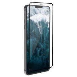 JCPAL Preserver (czarna ramka) - Szkło ochronne do iPhone 12 Pro Max