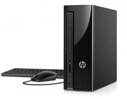 HP Slimline 260-a114nw Intel Celeron J3060/4GB/1TB/DVDRW/Intel HD/Win10