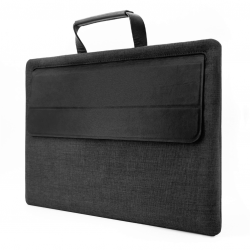 KMP Sleeve Slim-Fit 2.0 Pokrowiec do MacBook Pro 13 - Black (czarny)