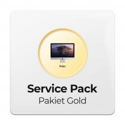 Service Pack - Pakiet Gold 2Y do Apple iMac - 2 letni okres ochrony
