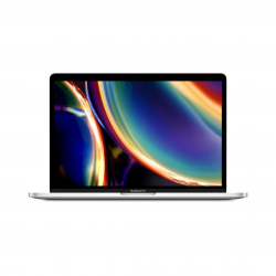 MacBook Pro 13 Retina Touch Bar i7 1,7GHz / 16GB / 256GB SSD / Iris Plus Graphics 645 / macOS / Silver (srebrny) 2020 - nowy model