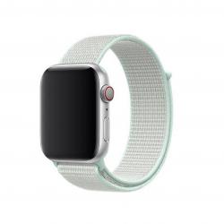 Apple opaska sportowa Nike w kolorze morskiej tinty do Apple Watch 42/44 mm