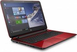 HP 15 N3710/8GB/1TB/DVD-RW/Win10 Czerwony