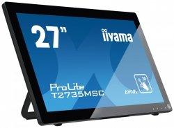 IIYAMA T2735MSC-B2 27 Dotykowy Hub USB AMVA+