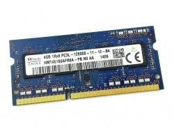 Pamięć RAM 4GB Hynix SO-DIMM DDR3 1600MHz PC3-12800 CL11
