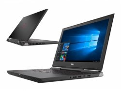 Dell Inspiron Gaming 7577 i7-7700HQ/32GB/256GB SSD+1TB/Win10 GTX1060-6GB