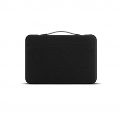 JCPAL Nylon Business Sleeve Black - pokrowiec na laptopa 13-cali (czarny)