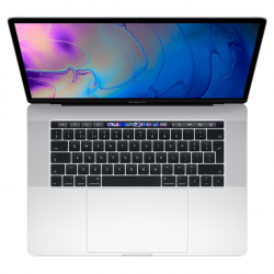 MacBook Pro 15 Retina Touch Bar i7-9750H / 32GB / 2TB SSD / Radeon Pro 555X / macOS / Silver (2019)