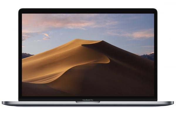 MacBook Pro 15 Retina TrueTone TouchBar i9-8950HK/16GB/2TB SSD/Radeon Pro 555X 4GB/macOS High Sierra/Silver