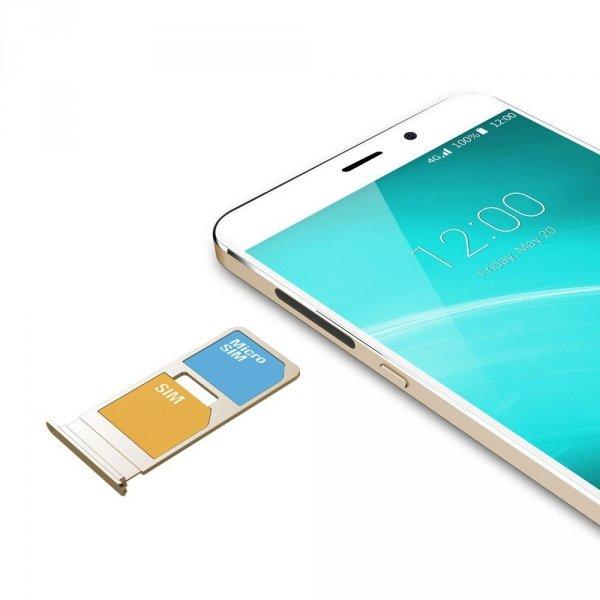 """Smartfon Umi Super 32GB LTE 5,5"""" (złoty) POLSKA DYSTRYBUCJA"""