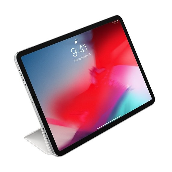 Etui Apple Smart Folio do iPad Pro 11 White (biały)