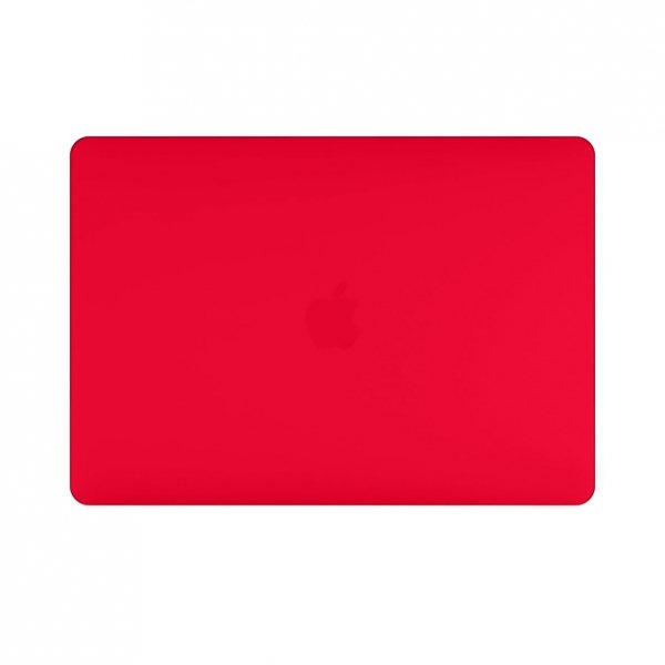 KMP Etui do MacBook Pro 13 Retina 2016-2019 Red (Czerwony)