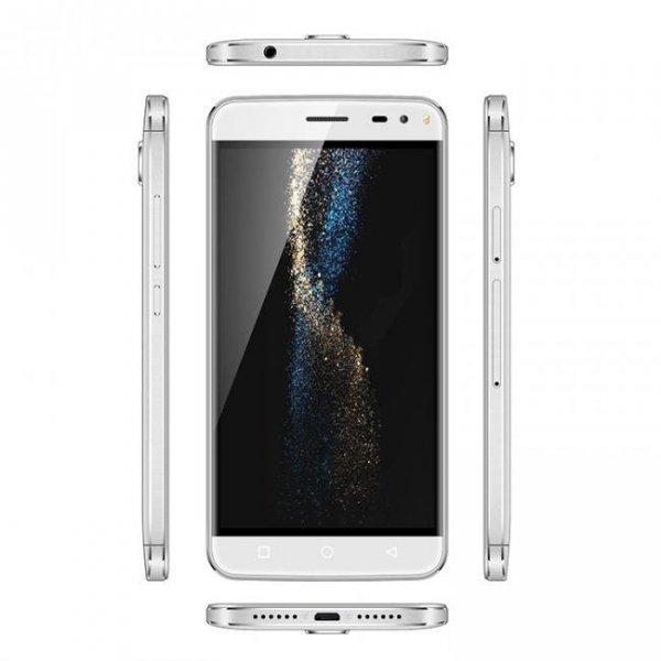 """Smartfon BluBoo Xfire2 8GB 5"""" (biały) POLSKA DYSTRYBUCJA"""