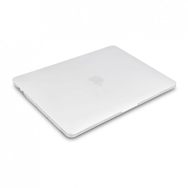 KMP Etui do MacBook Pro 13 Retina 2016-2019 White (Bezbarwny)
