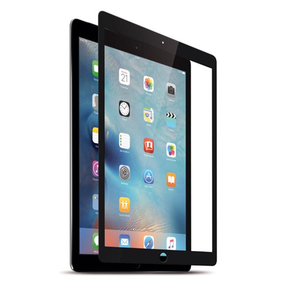 KMP Szkło ochronne na iPad Pro 9,7 / Air / Air2 Black (czarny)