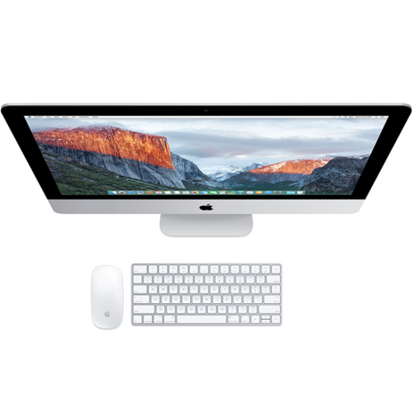 """iMac 21,5"""" Retina 4K i5-7500/16GB/256GB SSD/Radeon Pro 560 4GB/macOS Sierra"""