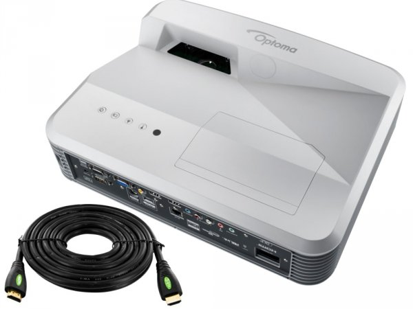 --- Kabel HDMI 5m GRATIS ---- Projektor OPTOMA GT5000 DLP FullHD 1080p 3000ANSI
