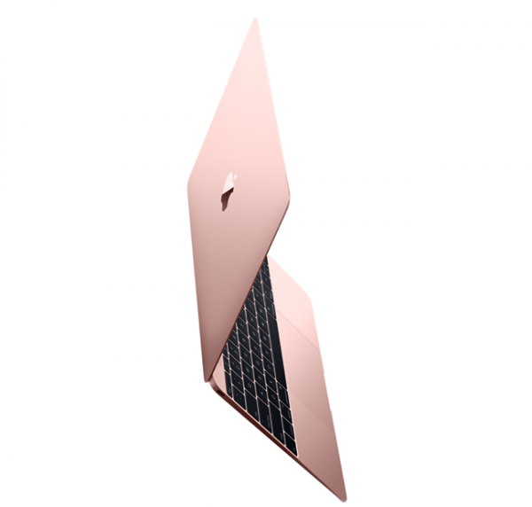 MacBook 12 Retina i5-7Y54/8GB/512GB/HD Graphics 615/macOS Sierra/Rose Gold