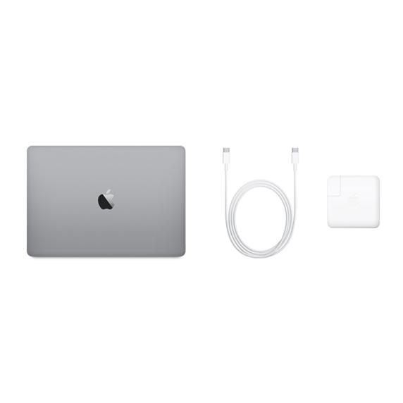 MacBook Pro 13 Retina Touch Bar i5 2,4GHz / 8GB / 512GB SSD / Iris Plus Graphics 655/ macOS / Space Gray (2019)