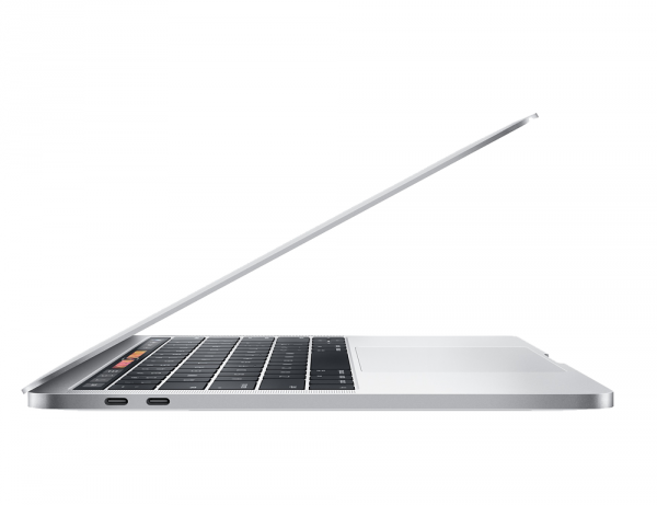 MacBook Pro 13 Retina TouchBar i5-7267U/16GB/512GB SSD/Iris Plus Graphics 650/macOS Sierra/Silver
