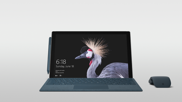 Microsoft Surface Pro i7-7660U/16GB/512GB/Win10 Pro Business