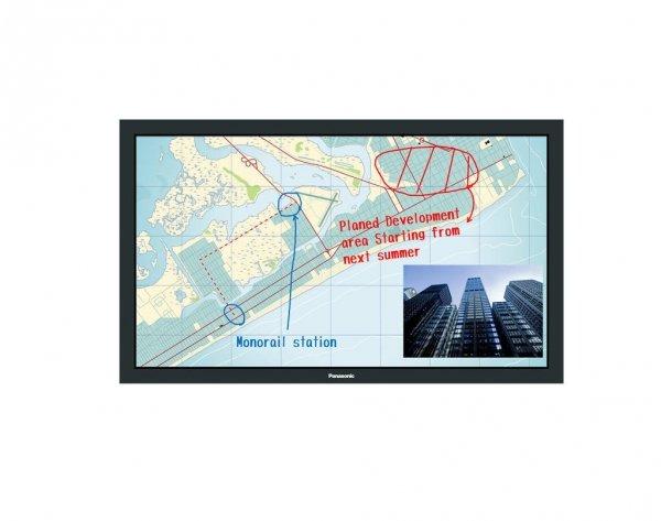 Monitor Panasonic TH-65BF1E 65 VA multi-touch Miracast+Intel WiDi, Digital Link, szyba ochronna