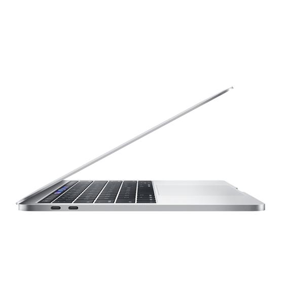 MacBook Pro 13 Retina Touch Bar i5 2,4GHz / 8GB / 2TB SSD / Iris Plus Graphics 655/ macOS / Silver (2019)