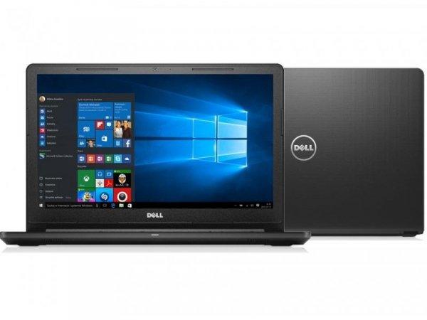 Dell Vostro 3568 i5-7200U/4GB/1TB/DVD-RW/Win10 Pro R5 M420X-2GB Czarny
