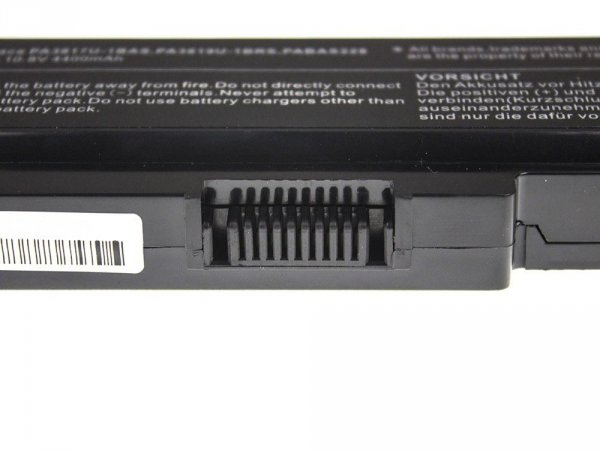 Bateria akumulator do laptopa Toshiba PA3817U-1BRS PA3634U-1BRS Satellite U500 L750 A650 C650 C655 10.8V 6 cell