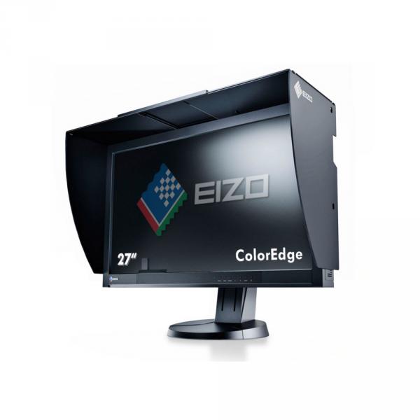 EIZO ColorEdge CG277 27 IPS QHD 99% Adober RGB, ColorNavigator + tablet WACOM