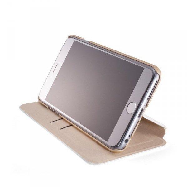 Element Case Soft-Tec Wallet Etui do iPhone 6 Plus / 6s Plus White (biały)