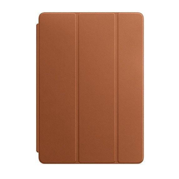 "Apple Leather Smart Cover do iPad Air 10,5"" / iPad Pro 10,5"" Saddle Brown (naturalny brąz)"