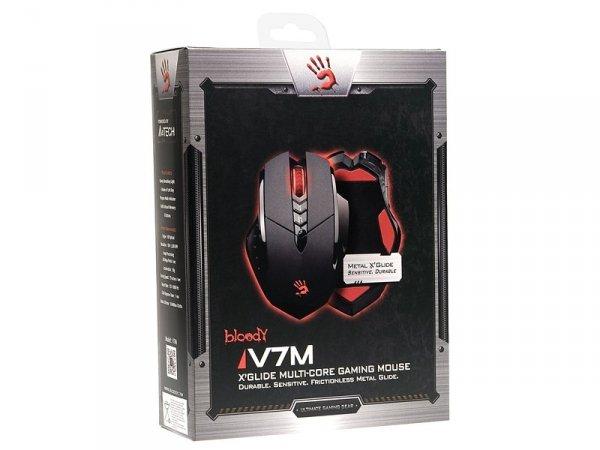 Mysz A4Tech Bloody V7m USB