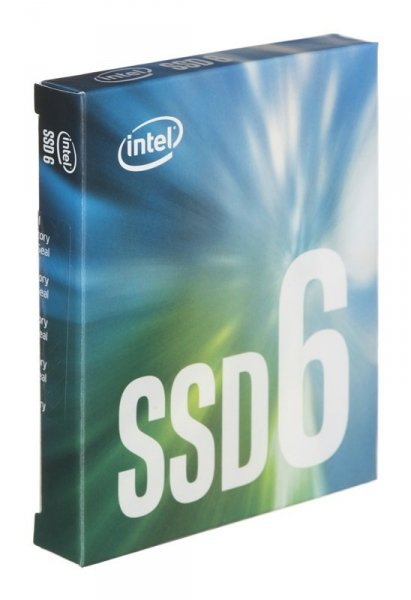 Dysk iNTEL 128GB SSD M.2 PCIe x4 NVMe 600P