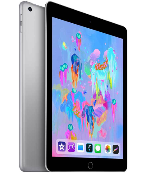 Apple iPad 6-gen 9,7 128GB Wi-Fi Space Gray