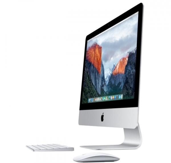 """iMac 21,5"""" Retina 4K i5-7500/8GB/512GB SSD/Radeon Pro 560 4GB/macOS Sierra"""
