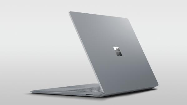 Microsoft Surface Laptop i7-7660U/16GB/512GB SSD/Windows 10S Srebrny