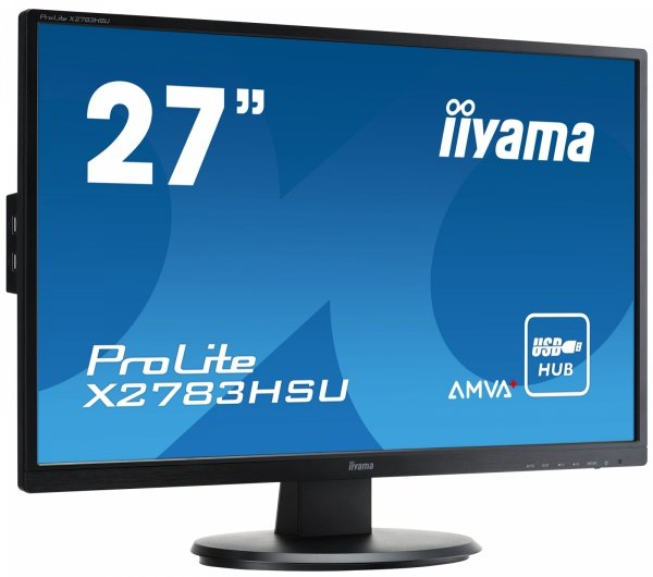 IIYAMA 27'' X2783HSU AMVA+ 4ms FHD GRATISY
