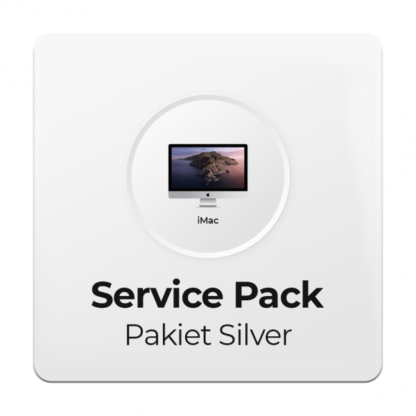 Service Pack - Pakiet Silver 1Y do Apple iMac