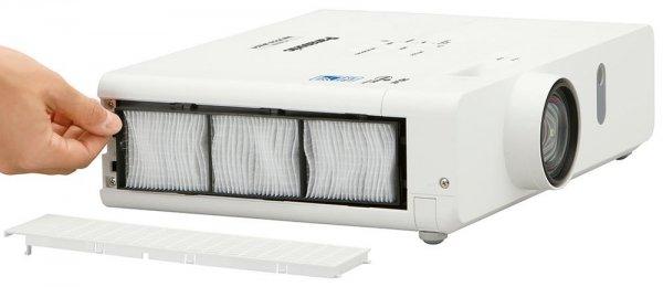 Projektor Panasonic PT-VW355NAJ WXGA 3LCD HDMI 4000AL USB WiDi Miracast