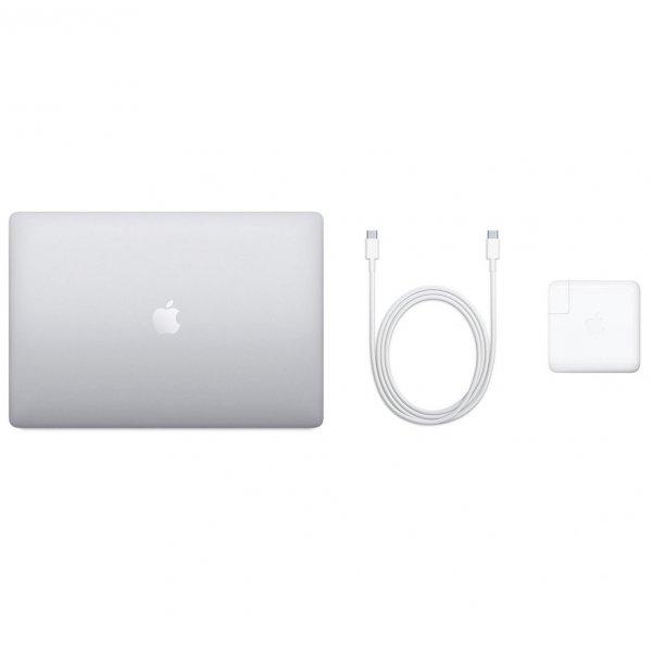 MacBook Pro 16 Retina Touch Bar i9-9880H / 32GB / 4TB SSD / Radeon Pro 5500M 8GB / macOS / Silver (srebrny)