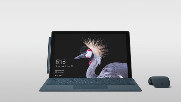 Microsoft Surface Pro Core m3-7Y30/4GB/128GB/Win10 Pro R+