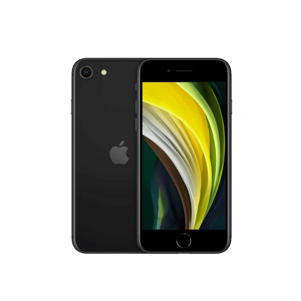 Apple iPhone SE 256GB Black (czarny) 2020 - nowy model